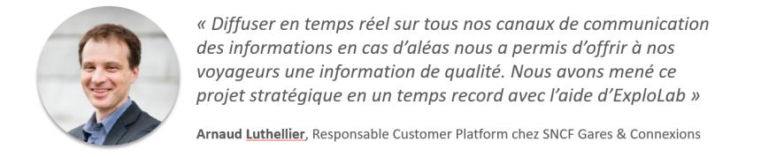 Météo des Chantiers - Information voyageurs SNCF